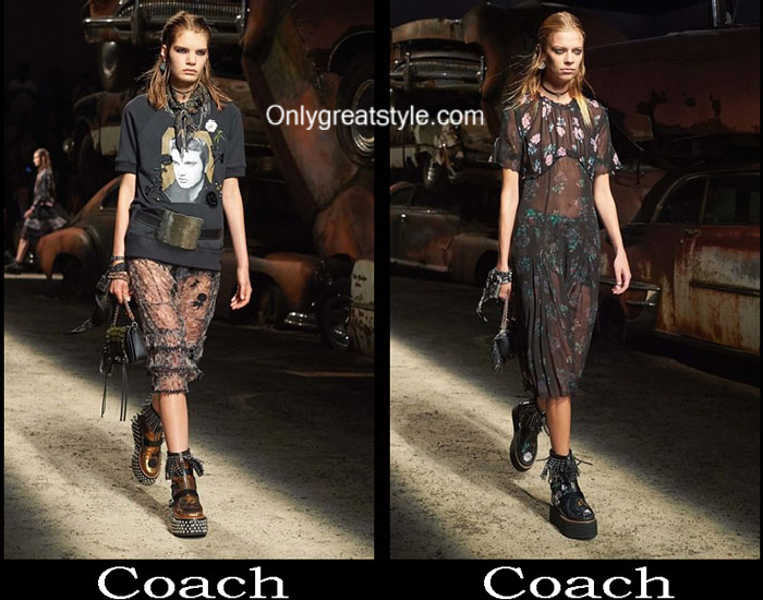 Fashion Coach Spring Summer