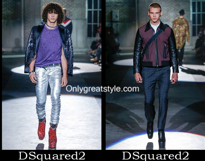 Fashion DSquared2 Spring Summer