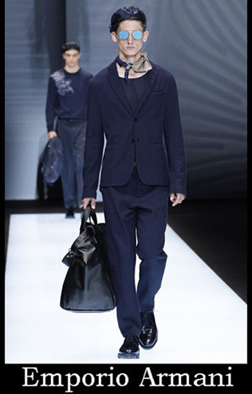 Fashion Emporio Armani Spring Summer For Men 1