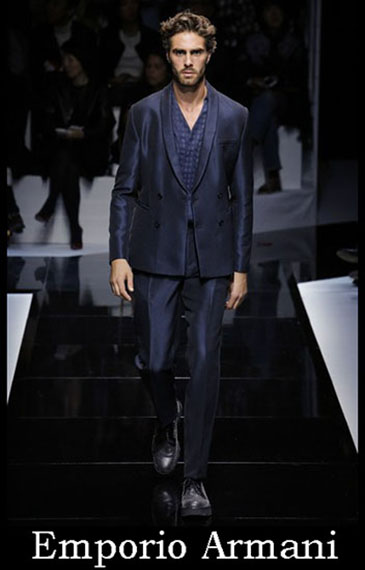 Fashion Emporio Armani Spring Summer For Men 2