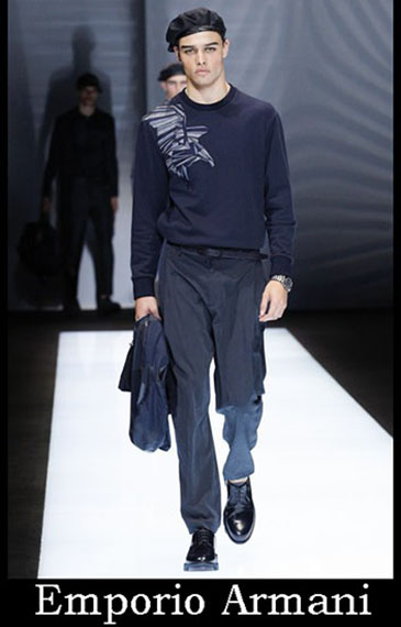 Fashion Emporio Armani Spring Summer For Men 3