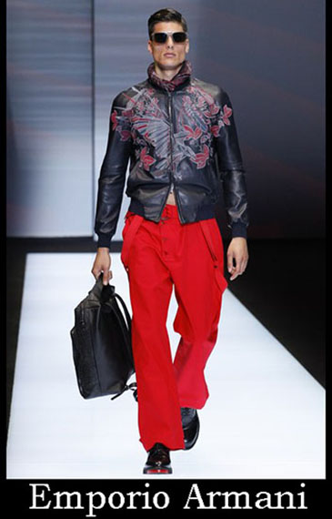Fashion Emporio Armani Spring Summer For Men 7