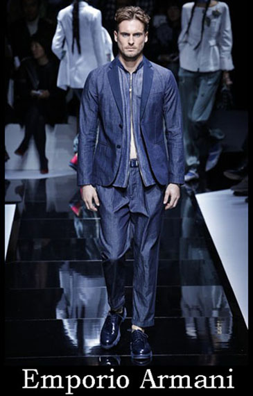 Fashion Emporio Armani Spring Summer For Men 8