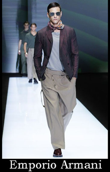 Fashion Emporio Armani Spring Summer For Men 9