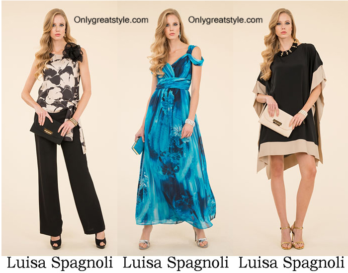 Fashion Luisa Spagnoli Spring Summer