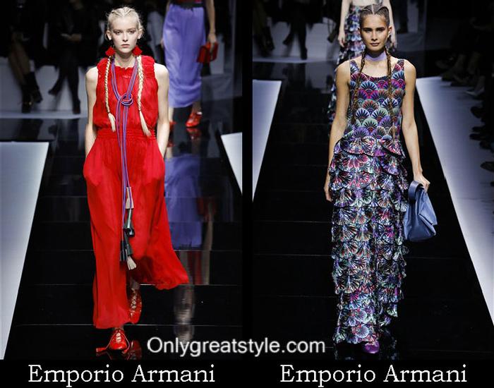 Lifestyle Emporio Armani Spring Summer