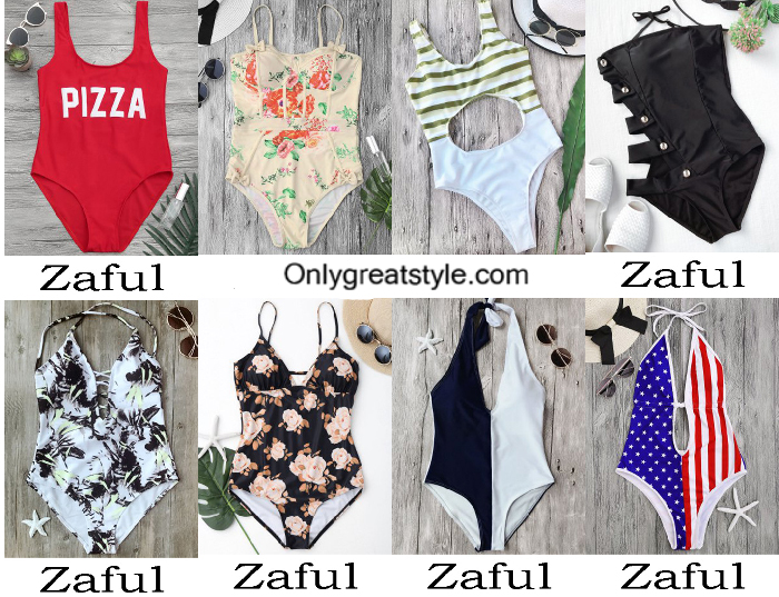 Swimwear Zaful Summer 2017