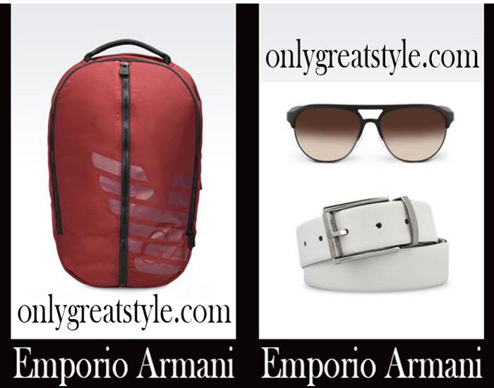 Accessories Emporio Armani Summer Sales