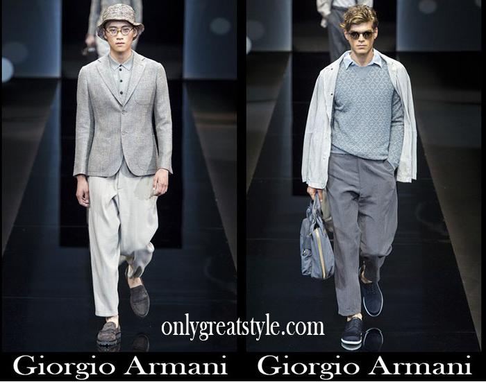 Accessories Giorgio Armani Spring Summer Men