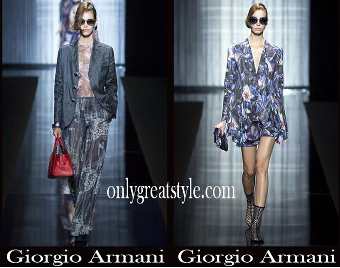 Accessories Giorgio Armani Spring Summer