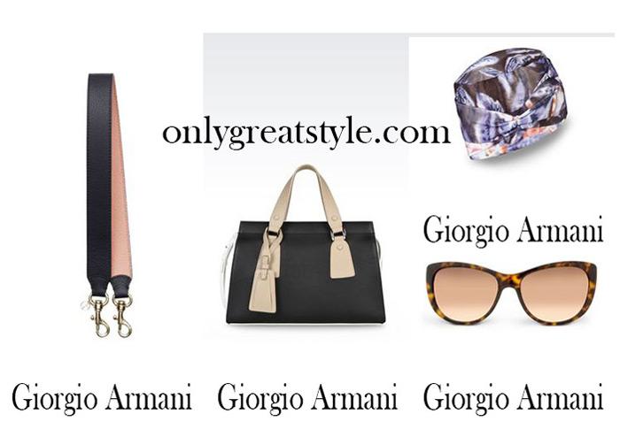 Accessories Giorgio Armani Summer Sales