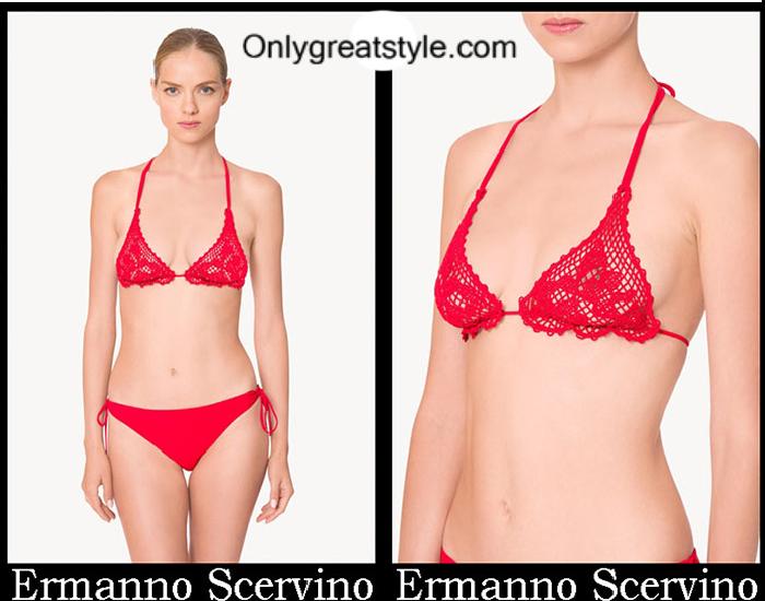 Bikinis Ermanno Scervino Summer 2017