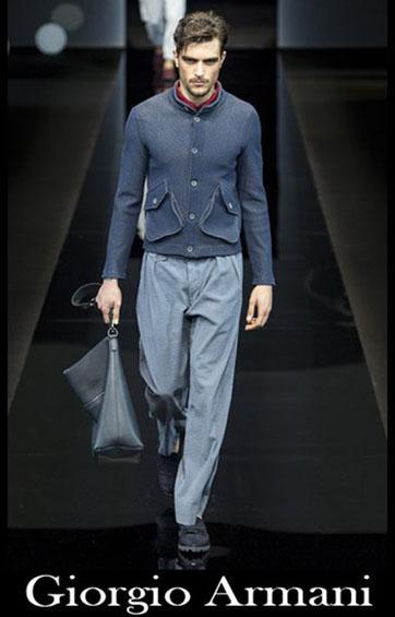 Brand Giorgio Armani Spring Summer For Men 2