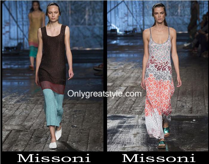 Brand Missoni Spring Summer