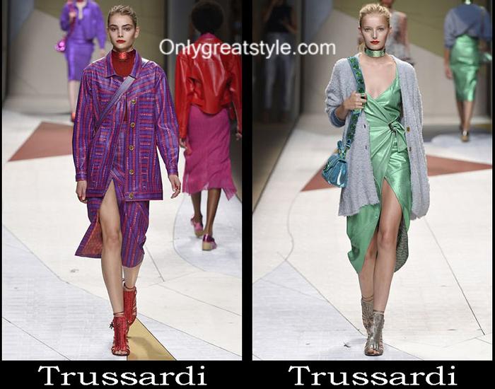 Brand Trussardi Spring Summer