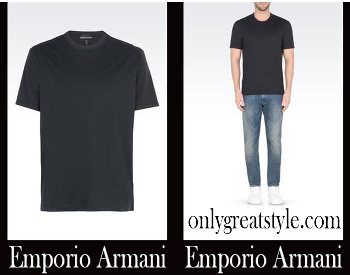 Catalog Emporio Armani Summer Sales