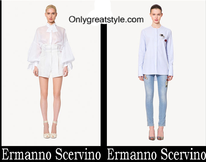 Catalog Ermanno Scervino Summer Sales
