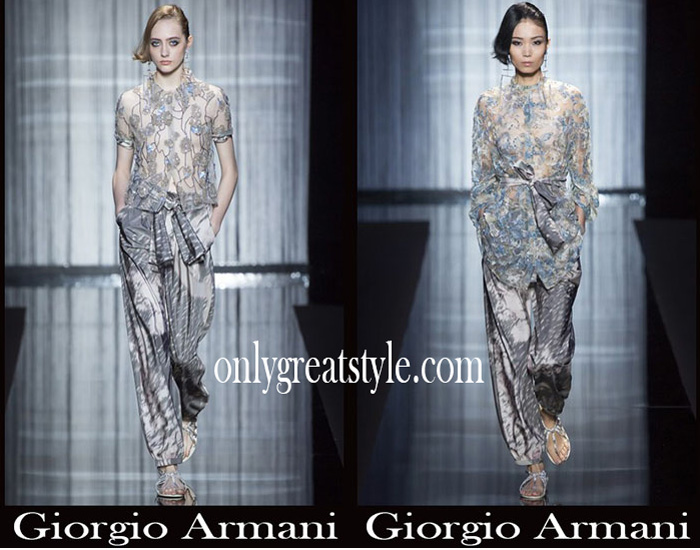 Catalog Giorgio Armani Spring Summer