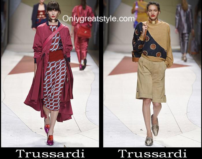 Catalog Trussardi Spring Summer