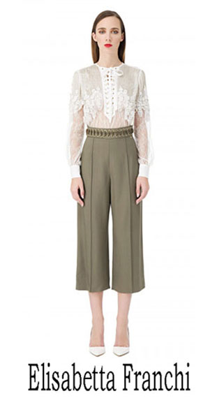 Clothing Elisabetta Franchi Summer Sales Women 5