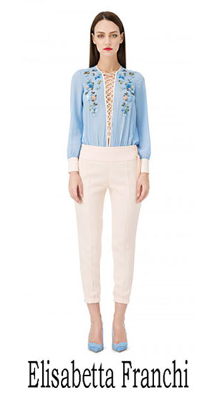 Clothing Elisabetta Franchi Summer Sales Women 8