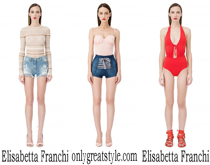 Clothing Elisabetta Franchi Summer Sales