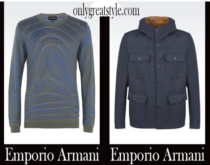 Clothing Emporio Armani Summer Sales