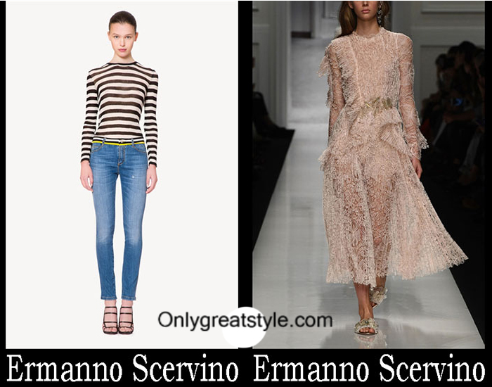 Clothing Ermanno Scervino Summer Sales