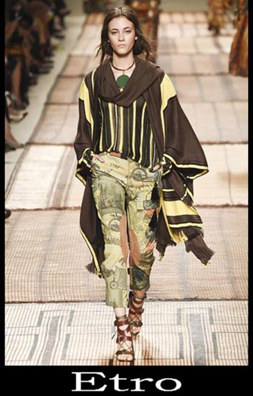 Clothing Etro Spring Summer For Women 4