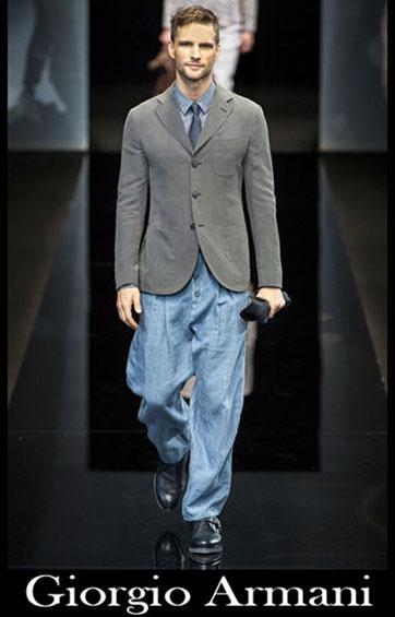 Clothing Giorgio Armani For Men Spring Summer 1