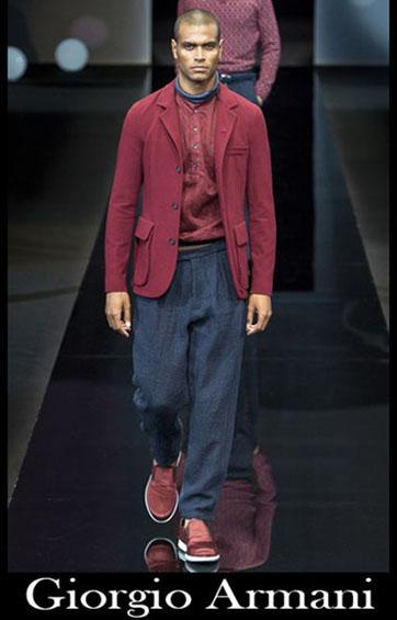 Clothing Giorgio Armani For Men Spring Summer 2
