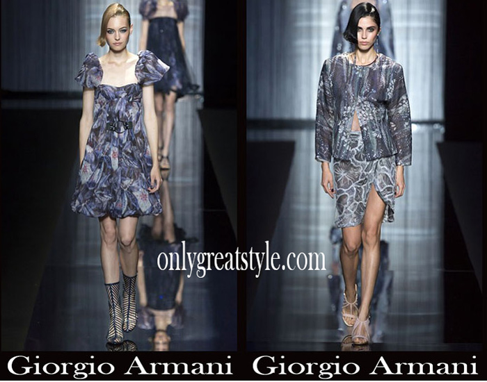 Clothing Giorgio Armani Spring Summer
