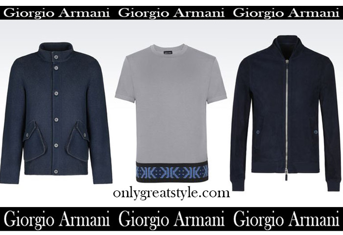 Clothing Giorgio Armani Summer Sales Men