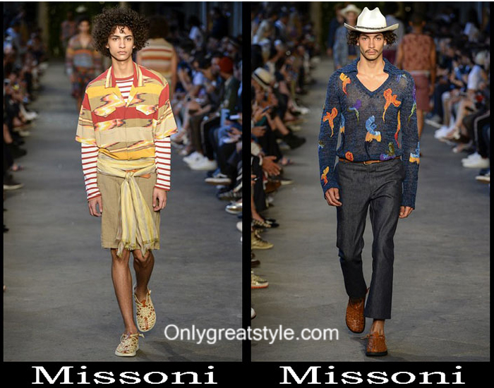 Clothing Missoni Spring Summer