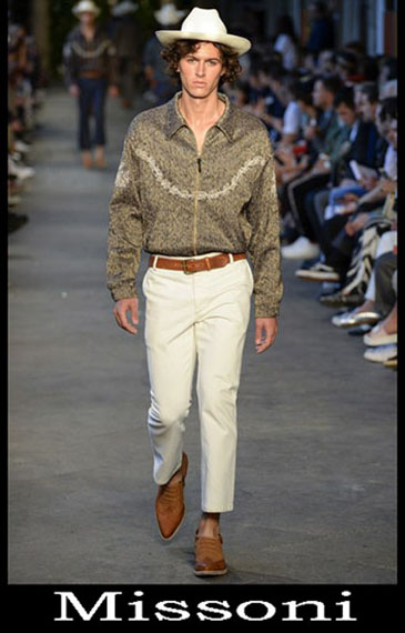 Clothing Missoni Spring Summer For Men 1