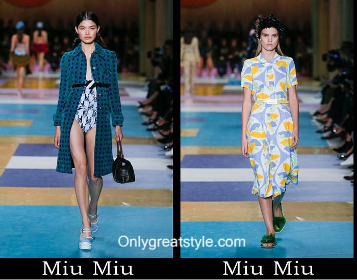 Clothing Miu Miu Spring Summer