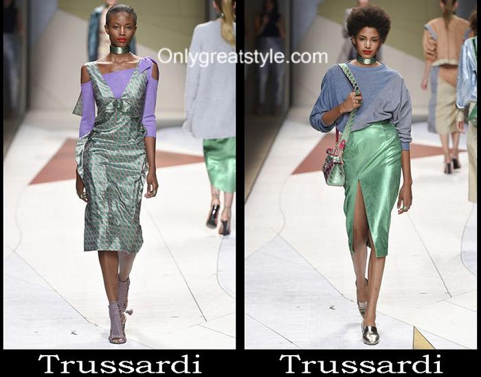 Clothing Trussardi Spring Summer
