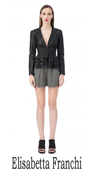 Fashion Elisabetta Franchi Summer Sales Women 17