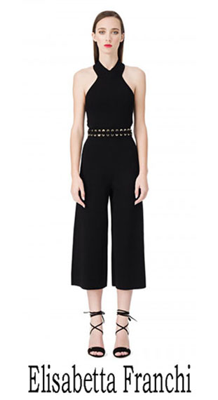Fashion Elisabetta Franchi Summer Sales Women 7
