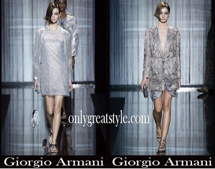 Fashion Giorgio Armani Spring Summer