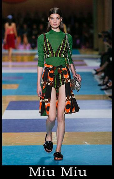 Fashion Miu Miu Spring Summer For Women 6