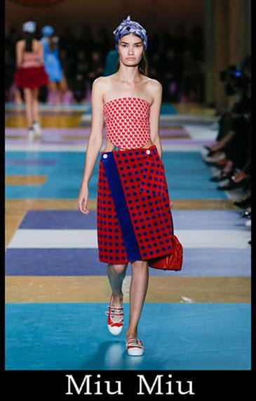 Fashion Miu Miu Spring Summer For Women 8