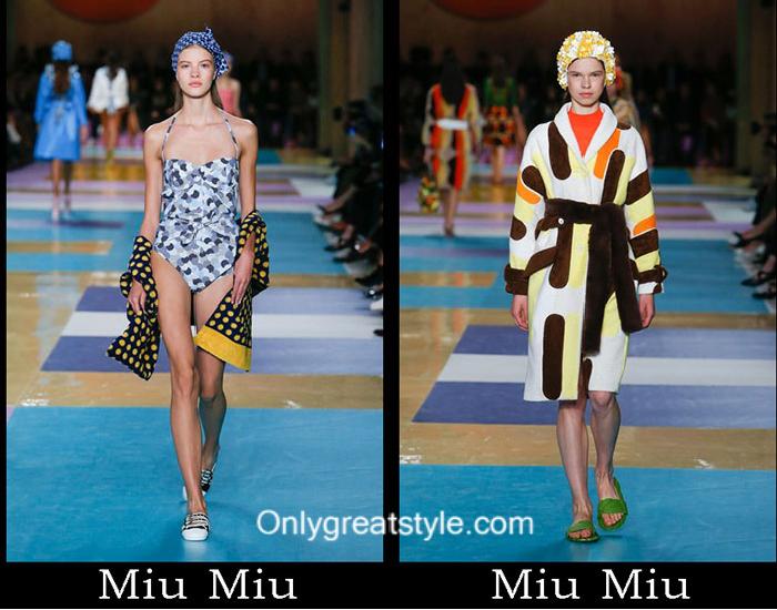 Fashion Miu Miu Spring Summer
