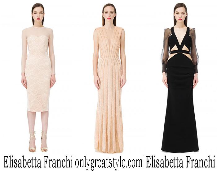 Sales Elisabetta Franchi Summer Desses