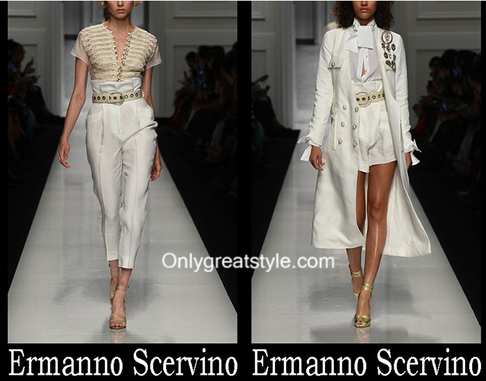 Sales Ermanno Scervino Summer 2017 Fashion Catalog