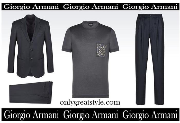 Sales Giorgio Armani Summer Men