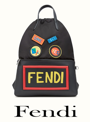 Bags Fendi Fall Winter 2017 2018 Men 6