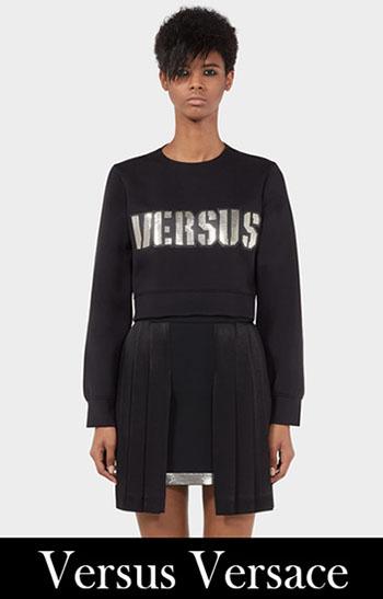 Clothing Versus Versace 2017 2018 Fall Winter Women 2