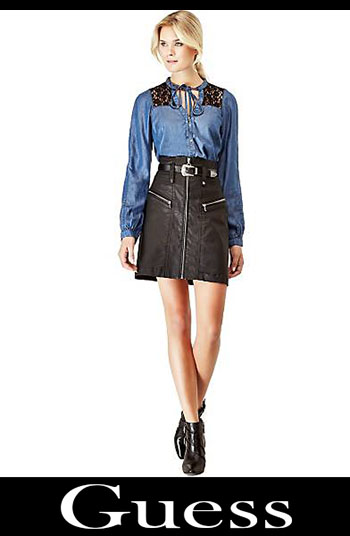 Denim Guess Fall Winter 2017 2018 Women 4