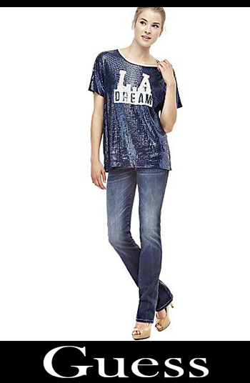 Denim Guess Fall Winter 2017 2018 Women 6